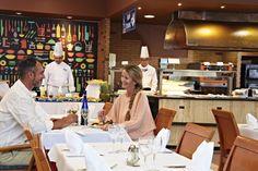 Marconfort #Benidorm Suites restaurant - 70's 80's & 90's music themed hotel www.marconfort.com