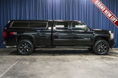 LIFTED 2014 CHEVROLET SILVERADO 3500 LTZ 4x4 with BRAND NEW LIFT KIT for sale at Northwest Motorsport. #DieselTruck #Truck #LiftedTruck #Chevy #Duramax