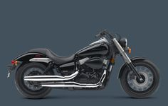 Honda Shadow Phantom  Ok, I've always wanted a motorcyle and this would so be me... I told mom I want this for my 40th. DHB
