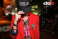 COMME des FUCKDOWN  www.dok.bo.it