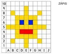 Risultati immagini per pixel art prima elementare