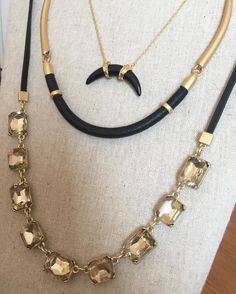 Love this layered look!! Shop here: www.stelladot.com/andrreapowell