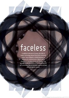 This project dedicated to our fears and visualisation of them. Faceless, as we are before we create our identity. First impression? Fear to stay without Identity.  Filos | Fobos