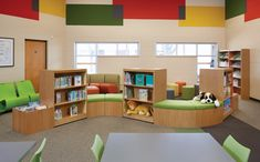 Abraham Lincoln Elementary School, WI, Demco Interiors