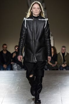 Rick Owens   Fall 2014 Menswear Collection   Style.com