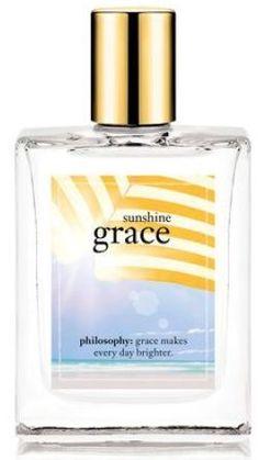 Philosophy Sunshine Grace Spray Fragrance