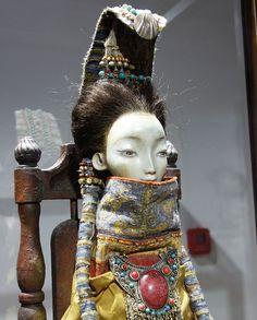 Buryat Epic Dolls by Namdakov family - Art Kaleidoscope Marionette, Sea Crafts, Human Art, Doll Maker, Russian Art, Polymer Clay Art, Ball Jointed Dolls, Vintage Dolls, Beautiful Dolls