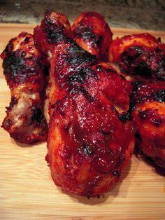 Grilled Chipotle Chicken