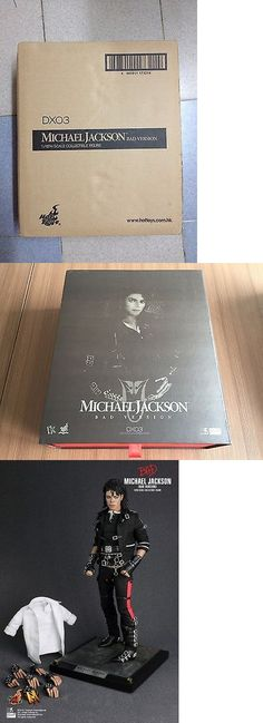 Music 175691: Hot Toys Dx03 Dx 03 Michael Jackson (Bad Version) 12 Inch Action Figure Open New -> BUY IT NOW ONLY: $584.99 on eBay!
