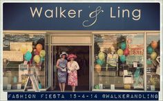 Fashion Fiesta at Walker and Ling 15-4-14 #shopping #westonsupermare