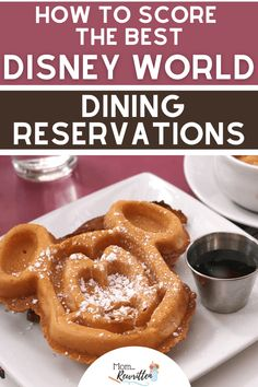 Score the top Disney World dining reservations for the restaurants you want to eat at the most! This guide to ADR (Advance Dining Reservations) at WDW walks you through the process, with tips for scoring those coveted reservations for the best locations. Get tips on how to score that Cinderella's Royal Table and Be Our Guest dining reservations with practical advice on when and where to eat. #Disney #DisneyWorld #WDW #DisneyTips #DisneyFood #DisneyDining #ADR #DiningReservations