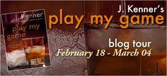 Blog Tour & Review: Play My Game by @JulieKenner http://twinsistersrockinreviews.blogspot.com/2015/02/blog-tour-review-play-my-game-by-j.html