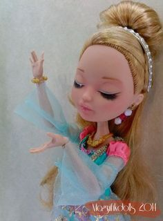 Ever After High custom doll ooak
