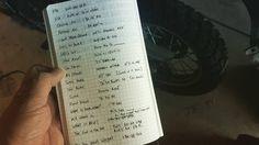 Link in bio#thatchillaxdude  I was rummaging around the garage and came across an old Moleskin notebook of mine with my running Bambara phonetic translation guide.  #followyourarrow #travel  #wandern #travelbug #travelgram #wanderlust #notallwhowanderarelost #instalike #instatravel #instatraveling #photography #holiday #tourism #follow4follow #followme #travelblogger #passportready #worldtravel #natgeo #love #bamako #mali #africa #westafrica #language #bambara