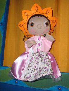 puppet, glow puppet, kesztyűbáb