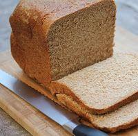 Pão 100% Integral de Mel | Máquina de Pão