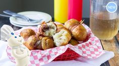 NEW Bacon-Wrapped Philly Cheesesteak Bombs