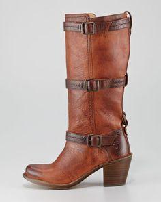 Carmen Three-Strap Boot at CUSP.