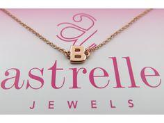 Astrelle jewels initials | van 33,00 v00r 19,77
