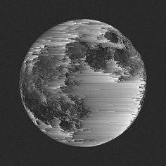 Giacomo Carmagnola est un artiste qui travaille essentiellement sur le digital. Inspiré par les collages de David Delruelle et le livre « Haunted Air » d'Ossian Brown, il combine de vieux clichés pour en faire des oeuvres modernes et symboliques grâce à Photoshop et un effet de « glitch » (bug). Il veut créer une beauté alternative et un impact visuel fascinant à partir de ces photographies.
