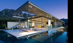 First Crescent on Camps Bay, South Africa by SAOTA