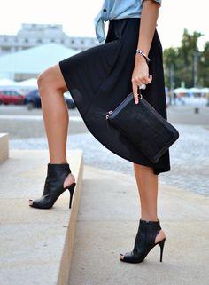 Those heels tho