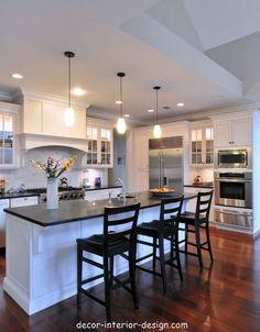 home decor interior design decoration image picture photo kitchen http://www.decor-interior-design.com/kitchen-interior-design/kitchen-interior-design-10/
