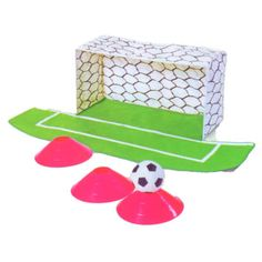Pop Up Soccer by Diggin