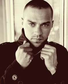 Jesse Williams - this picture does not do his eyes justice