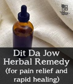 Dit da jow is a traditional remedy made in Asian countries and used to ease muscle pain and speed recovery during martial arts training.