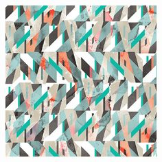 Pattern design by Elissa Rocabado.