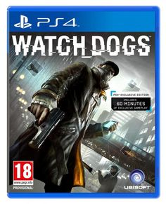 Techasauras - Watch Dogs PS4 Game, £48.98 PREORDER (http://techasauras.com/watch-dogs-ps4-game/)