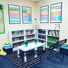 Bethany Humphrey (@teachingandsofourth) #classroomdecor #organizedclassroom #teachersofpinterest