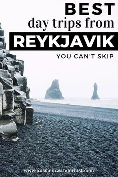 Use these day trips from Reykjavik to assist in planning your ultimate Iceland road trip schedule. There is a list of destinations you can't miss exploring and also plenty of travel inspiration to get you wanting a vacation to Iceland sooner. Iceland Travel Tips, Europe Travel Tips, Travel Destinations, Travel Guide, European Destination, European Travel, Best Places To Travel, Places To Visit, Travel Inspiration