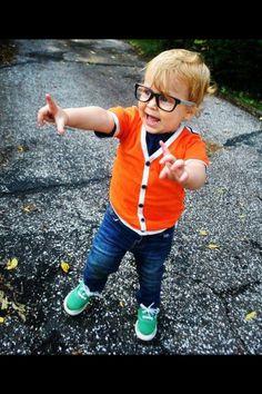 Kids fashion-- inspiration sweater vest