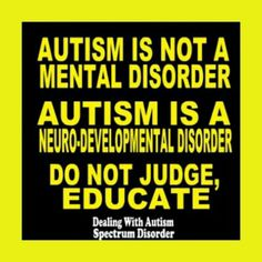 ASD awareness