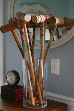 Care for a game of Croquet?