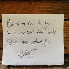 Daily Haiku on Love by Tyler Knott Gregson    Follow me @Tyler Knott Gregson on Twitter and Instagram.