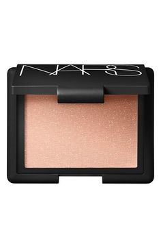 NARS Highlighting Blush DetailsA sheer, natural hint of color. Transparent pigments for light, to layer color. Housed in a signature black mirrored compact. For the most natural look, apply with NARS Smoky Eye, Cheek Makeup, Hair Makeup, Makeup Blush, Makeup Case, Makeup Tips, Beauty Make-up, Beauty Hacks, Blush Beauty