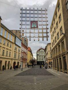 Tower Stand, Bratislava Slovakia, Street Art, Street View, One Day Trip, Ways To Travel, National Museum, Carpe Diem, Walking Tour