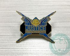 Overwatch Pharah, Pin And Patches, Hard Enamel Pin, Metal Pins, Handmade Items, Handmade Gifts, Trending Outfits, Unique Jewelry, Inspired