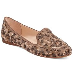 New 7.5 new sparkling  inc flats New INC International Concept   *faux leather *round closed-toe *made made sole INC International Concepts Shoes Flats & Loafers