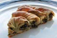 503_1 Vegan Vegetarian, Vegetarian Recipes, Spanakopita, Greek Recipes, Pie, Cooking, Ethnic Recipes, Food, Torte
