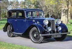 1936 Daimler E20 Limousine
