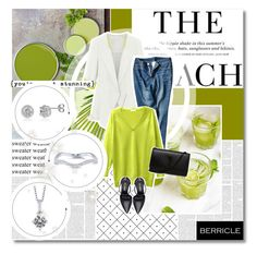 """""""# II/2 Berricle"""" by lucky-1990 ❤ liked on Polyvore featuring H&M, Camp, Equipment, Yves Saint Laurent, Nine West, BERRICLE, jewelry and shop"""
