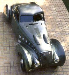 1937 Peugeot 402 DS Darlmat