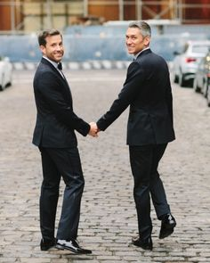 Michael and Matt's City Celebration