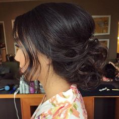 Low+Curly+Updo+With+A+Bouffant