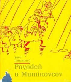 POVODEŇ U MUMINOVCOV