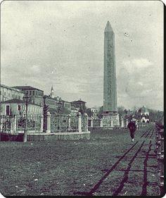 Yasin Onur 1910lar tarihi meydan düzenlemesi ve Alman 2. Kaiser Wilhelm çeşmesine göre doğrudur.